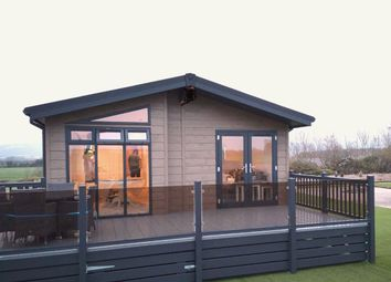 Thumbnail 2 bed lodge for sale in High Street, Sparkford, Yeovil, Somerset