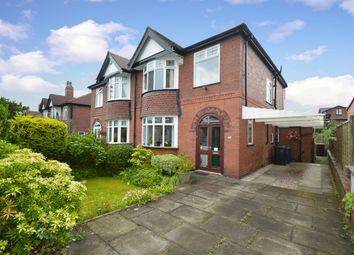 Thumbnail 3 bedroom property for sale in Ashbourne Grove, Whitefield, Manchester