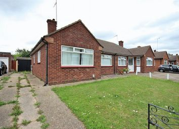 Thumbnail 2 bed semi-detached bungalow for sale in Baden Powell Drive, Colchester, Essex