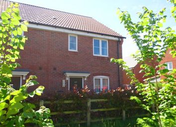 Thumbnail 3 bed end terrace house for sale in Blackburn Way, West Wick, Weston-Super-Mare