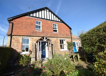 Thumbnail 2 bed cottage for sale in 4 Station Road, Brasted, Westerham, Kent