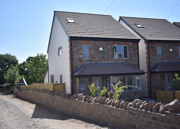 Thumbnail 4 bed detached house for sale in Harcombe Hill, Winterbourne Down, Bristol