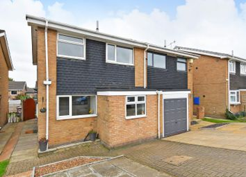 Thumbnail 3 bed semi-detached house for sale in Ennerdale Close, Dronfield Woodhouse, Derbyshire