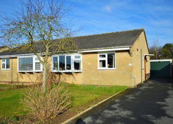 Thumbnail 2 bed semi-detached bungalow for sale in Downsview Drive, Gillingham