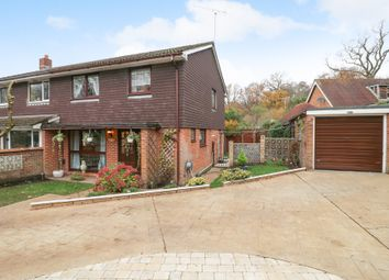 3 bed semi-detached house for sale in Brook Lane, Botley, Southampton SO30