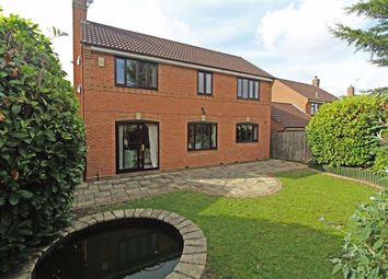 Thumbnail 5 bed detached house to rent in Protheroe Fields, Old Farm Park, Milton Keynes