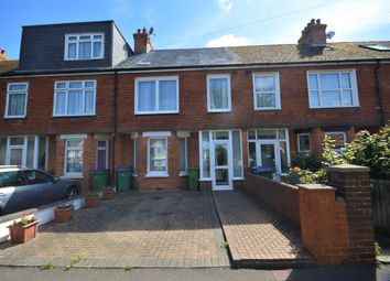Thumbnail 3 bed terraced house for sale in Hawkins Road, Cheriton, Folkestone