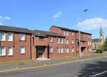 Thumbnail 1 bed flat for sale in Main Street, Bellshill