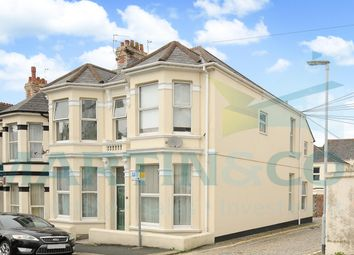 Thumbnail 1 bed flat for sale in Pentillie Road, Mutley, Plymouth
