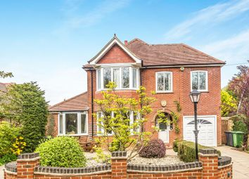 Thumbnail 5 bed detached house for sale in Portsmouth Road, Horndean, Waterlooville