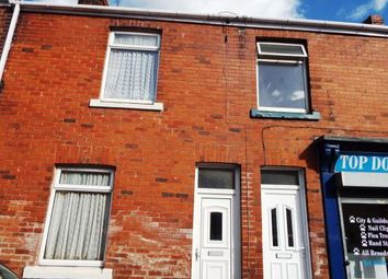 Thumbnail 3 bed terraced house for sale in Station Road, Penshaw, Houghton Le Spring, Tyne And Wear