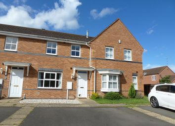 Thumbnail 3 bed terraced house for sale in Price Close East, Chase Meadow Square, Warwick