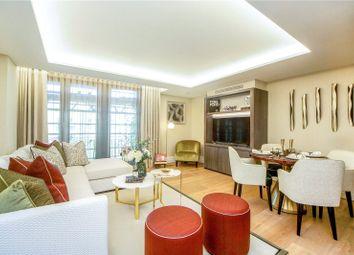 Thumbnail 2 bedroom flat for sale in Kensington Gardens Square, Bayswater, London