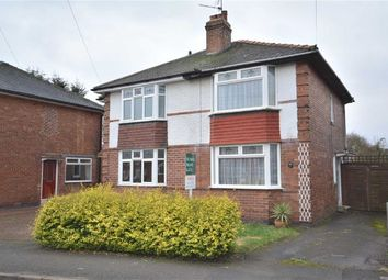 Thumbnail 2 bed semi-detached house for sale in St Wystans Road, Off St Albans Road, Derby