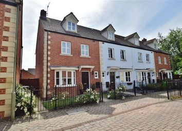 Thumbnail 4 bed terraced house to rent in Rutherford Place, Didcot