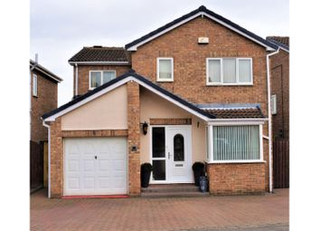 Thumbnail 4 bed detached house for sale in Rainton Grove, Barnsley