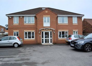 Thumbnail 2 bed flat for sale in Flaxley Road, Selby