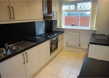 Thumbnail 3 bed terraced house to rent in Kilsby Walk, Manchester