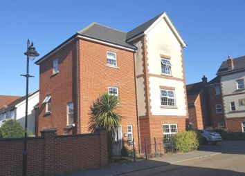 Thumbnail 4 bed detached house for sale in Shears Drive, Amesbury, Salisbury