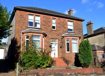 Thumbnail 2 bed flat for sale in Melfort Avenue, Clydebank