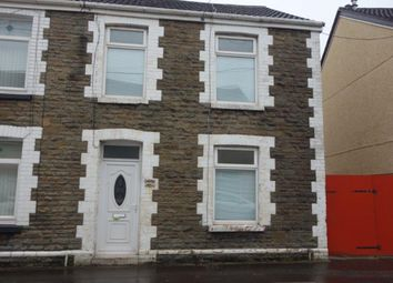 Thumbnail 3 bed terraced house to rent in Brookdale, Neath