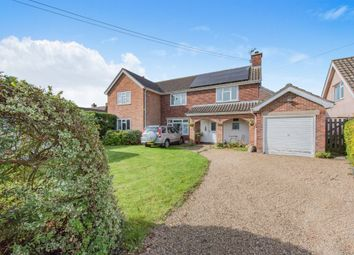 Thumbnail Detached house for sale in Mill Lane, Barrow, Bury St. Edmunds