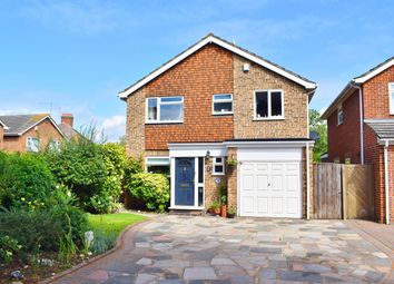 Thumbnail 4 bed detached house for sale in Rosewood Close, Sidcup, Kent