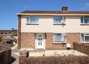 Thumbnail 3 bed semi-detached house for sale in Butleigh Close, Bridgwater