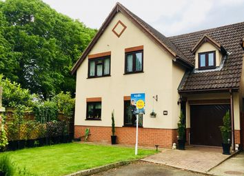 4 bed detached house for sale in Tudor Court, Old North Road, Royston, Hertfordshire SG8