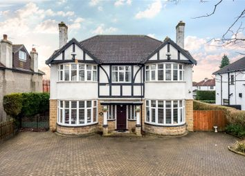 Thumbnail 6 bed detached house for sale in Street Lane, Leeds, West Yorkshire