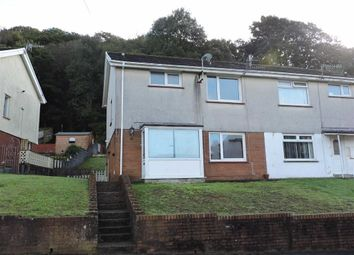 Thumbnail 3 bed semi-detached house for sale in Ael Y Fro, Pontardawe, Swansea