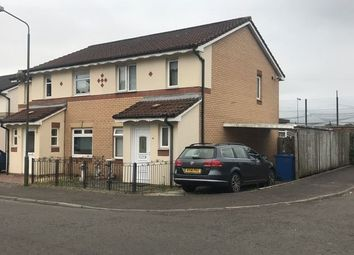 Thumbnail 3 bed semi-detached house for sale in Jamieson Avenue, Stenhousemuir