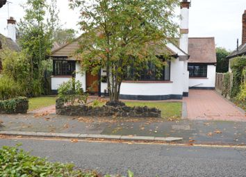 Thumbnail 3 bed detached bungalow for sale in Thorpe Hall Avenue, Thorpe Bay, Essex