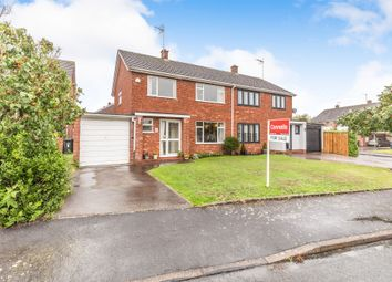 Thumbnail 4 bedroom semi-detached house for sale in Churchway Piece, Inkberrow, Worcester