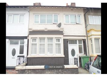 Thumbnail 4 bedroom terraced house to rent in Etruscan Road, Liverpool