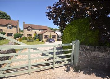 Thumbnail 6 bed detached house for sale in Hollowgate, Binegar Lane, Gurney Slade.