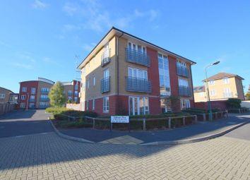 Thumbnail 2 bedroom flat for sale in Oldham Rise, Medbourne, Milton Keynes