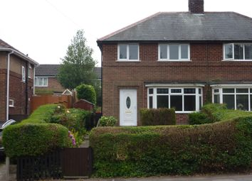 Thumbnail 3 bed semi-detached house for sale in Wood Lane, Hucknall