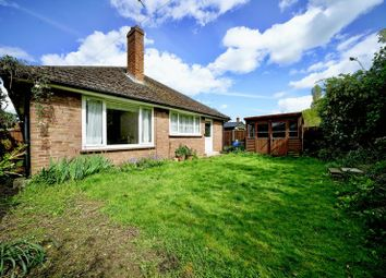 Thumbnail 2 bed bungalow for sale in Pepys Road, Brampton, Huntingdon, Cambridgeshire.