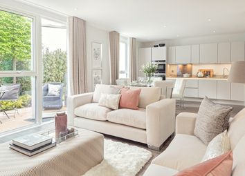 Thumbnail 1 bed flat for sale in Plot 210, West Park Gate, Acton Gardens, Bollo Lane, Acton, London