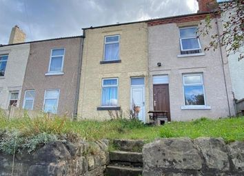 Thumbnail 2 bed terraced house for sale in Main Street, Shirebrook, Mansfield, Nottinghamshire