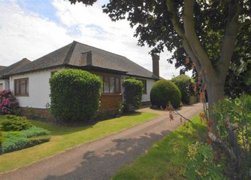 Thumbnail 2 bed detached bungalow for sale in Willingale Way, Southend-On-Sea