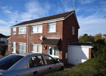 Thumbnail 3 bed semi-detached house for sale in Pathfields, Torrington