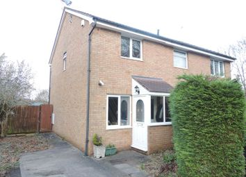 Thumbnail 2 bed semi-detached house to rent in Five Acre Drive, Frenchay, Bristol