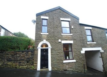 Thumbnail 4 bed terraced house to rent in Quickedge Road, Mossley, Ashton-Under-Lyne