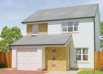 Thumbnail 3 bedroom detached house for sale in Park Street, Alva, Clackmannanshire