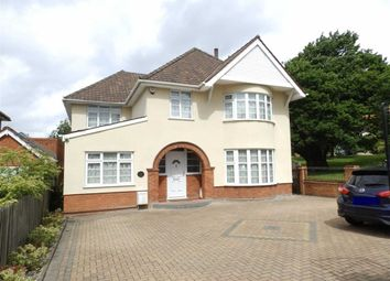 Thumbnail 5 bedroom detached house for sale in Valley Road, Ipswich