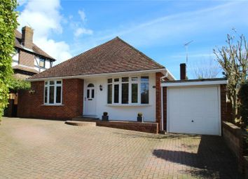 Thumbnail 3 bed detached bungalow for sale in Chute Way, High Salvington, Worthing