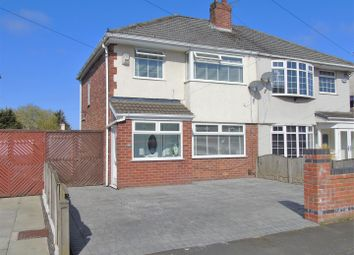 Thumbnail 3 bedroom semi-detached house for sale in Dunlop Drive, Melling, Liverpool