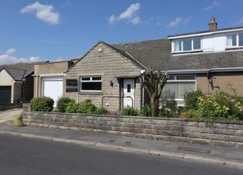 Thumbnail 3 bed semi-detached bungalow to rent in Dickens Road, Barnard Castle